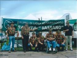 Partecipazione di alcuni soci alla Adunata di Bassano