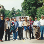 Gruppo Alpini a Lignano