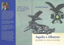 """Libro di Luciano Premoso """"Aquila e Albatros"""""""